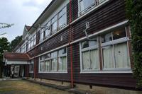 郷愁漂う木造校舎旧花輪小学校① - 風の彩り-2