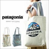 patagonia[パタゴニア正規代理店] MARKET TOTE [59280] マーケットトート・キャンバストートバッグ・エコバッグ・コンパクトバッグ MEN'S/LADY'S - refalt