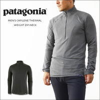 patagonia [パタゴニア正規代理店] MEN'S CAPILENE THERMAL WEIGHT ZIP-NECK [43657] キャプリーン・サーマルウェイト・ジップネックMEN'S - refalt