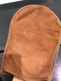 エゾシカグローブのメンテナンス - シューケア靴磨き工房 ルクアイーレ イセタンメンズスタイル <紳士靴・婦人靴のケア&修理>