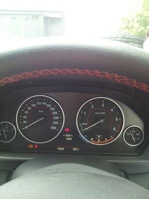 BMW320Dがやってきた。 -