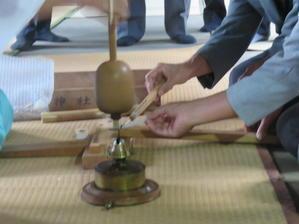 9/13   油日神社の「大宮ごもり」 - 甲賀市観光協会スタッフブログ