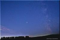 新月の夜に 2 - 北海道photo一撮り旅