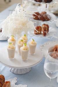 トレトゥールレッスン デザートは・・♪ - フランス菓子教室 Paysage Calme