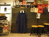 """1930'S SWEDISH NURSE DRESS COAT""ってこんなこと。 - THE THREE ROBBERS ってこんなこと。"