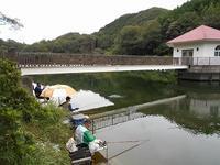 2018年9月12日円良田湖 - バクバク!ヘラブナ釣行記
