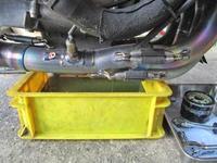 F田サン号 HP4をメンテからのK5サン号 YZF-R1Mのバックステップ取り付け・・・(^^♪ - バイクパーツ買取・販売&バイクバッテリーのフロントロウ!
