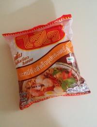 タイのインスタントラーメンと ちゃんと作るタイヌードルの手間が同じだった事 横浜タイ料理教室 - 日本でタイメシ ときどき ***