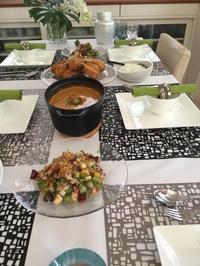 2018年夏タイ料理おさらいレッスン - 美味しい韓国 美味しいタイ@玄千枝クッキングサロン