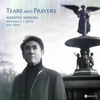 新CD「涙と祈り」 - マリンバ奏者、名倉誠人のニューヨーク便り
