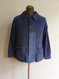 Patched and Repaired Workwear - DIGUPPER BLOG