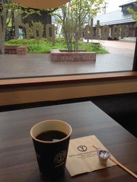 女川シーパルピア - リラ喫茶店