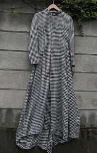 Yohji  Yamamoto coat dress - carboots