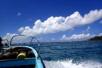 18.9.13台風影響、強くなる前に~~ - 沖縄本島 島んちゅガイドの『ダイビング日誌』