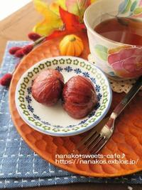 今年も渋皮煮(レシピ) - nanako*sweets-cafe♪