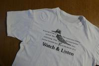 30年前のTシャツだった - そらいろのパレット