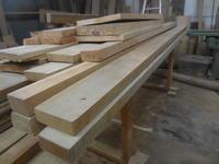 ミドルボードの木材探し。 - 手作り家具工房の記録