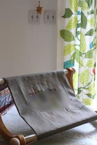 土台布の色を楽しみながら刺繍をしています - フェルタート(R)・オフフープ(R)立体刺繍作家PieniSieniのブログ