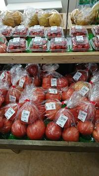 大洗まいわい市場  トマト入荷しました😃 - わいわいまいわい-大洗まいわい市場公式ブログ