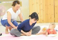 本日9/13日の親子ヨガ(^... - emi yoga (エミ ヨガ)始めます(^-^)