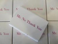 Louise Bourgeoisの2002年のリトグラフ「Mr. No Thank You」のデティールがプリントされた名刺入れ - GLASS ONION'S BLOG