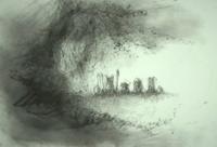 《彼岸・此岸》 - 『ヤマセミの谿から・・・ある谷の記憶と追想』