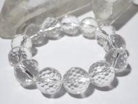 大粒水晶(クリアクォーツ)のバングル - Iris Accessories Blog