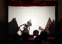 博物館でアジアの旅海の道ジャランジャラン - 影絵プラネットだより★・・・