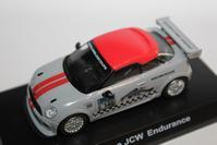 1/64 PAO FENG BMW Taiwan 7-11 Limited MINI Coupe JCW Endurance - 1/87 SCHUCO & 1/64 KYOSHO ミニカーコレクション byまさーる