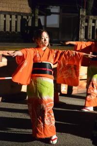 おわら風の盆2018 その七八幡社にて - 祭りバカとは俺の事(仮)