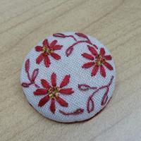 本日はおためし体験レッスン at ヴォーグ学園天神校 - 手刺繍屋 Eri-kari(エリカリ)
