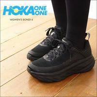 HOKA ONE ONE [ホカオネオネ] WOMEN'S BONDI 6 / ウーマンズ ボンディー [1019270] ロードランニングシューズ ・ウルトラマラソン LADY'S - refalt