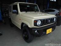 ついに!新型ジムニー JB64がきました♪(´∀`艸)♡ - ★豊田市の車屋さん★ワイルドグース日記