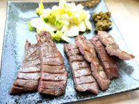 牛たん食べ比べ定食 【横浜 利久(RIKYU)】 - ぶらり湘南