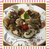 鶏肉の大葉梅春巻き - kajuの■今日のお料理・簡単レシピ■