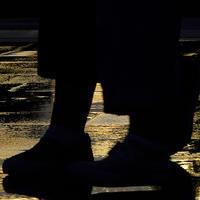 東京駅 水たまり 18.08.25 17:52 - スナップ寅さんの「日々是口実」