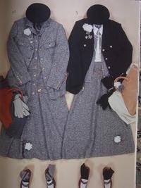 90年代ピンクハウスのツイードとチエックのコーディネイト - LilyのSweet Style