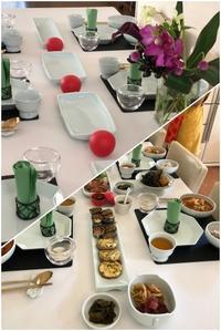 2018年9月の韓国料理 - 美味しい韓国 美味しいタイ@玄千枝クッキングサロン