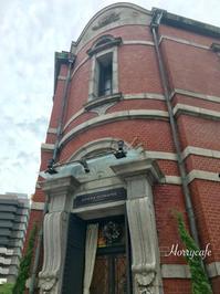 レトロなビルから淀屋橋odonaでショッピング… @大阪 - 趣味とお出かけの日記