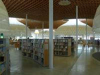 図書館のランプシェード (Biblioteca) - エミリアからの便り