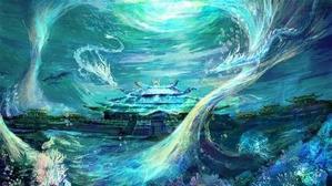 無償イベント「ムーと龍宮・魂の封印解除」開催のお知らせ - Re:Birth 女神の神殿