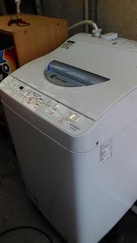 洗濯機修理 - 完太と希ララとちゃちゃ丸の成長日記