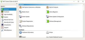 SUSE Linux 15 YaSTの基本 (openSUSE Leap, SLE) - isLandcenter 非番中