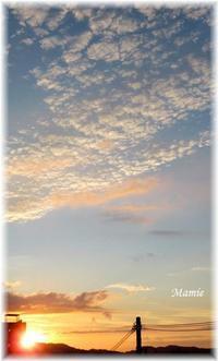 今日の空模様 - おだやかに たのしく Que Sera Sera