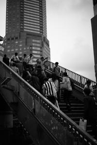 東京スナップ #342 - 心のカメラ  〜 more tomorrow than today ...