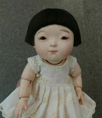 新人さんのご紹介~その3♪ - 市松人形師~只今修業中