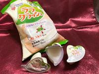 RSP64  マンナンライフ  蒟蒻畑ララクラッシュ杏仁ミルク - 主婦のじぇっ!じぇっ!じぇっ!生活