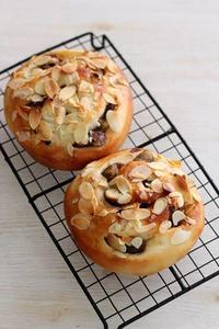 スイートマロンパンと欲しかったケーキクーラー - Takacoco Kitchen