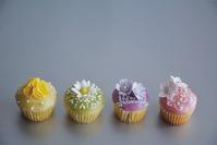 フラワーカップケーキレッスンのお知らせ - Misako's Sweets Blog