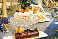 クリスマスケーキ 2018 発表会「ロイヤルパークホテル」 - 笑顔引き出すスイーツ探究